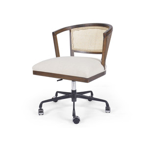 Alexa Desk Chair-Vintage Sienna