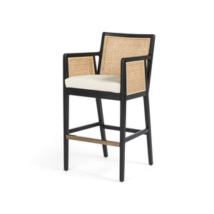 Antonia Cane Bar + Counter Stool