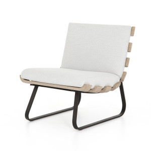 Dimitri Outdoor Chair - Stone Grey