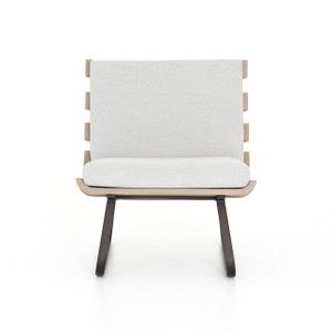Laguna Outdoor Chair - Stone Grey