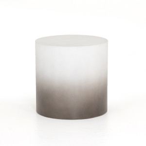 Donovan End Table - Slate Grey Ombre
