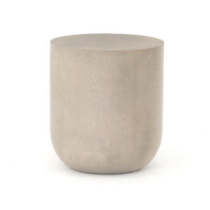 Ivan Round End Table