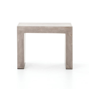 Parish Side Table - Grey Concrete