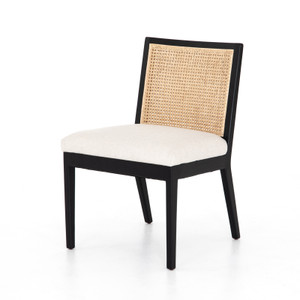 Adelaide Cane Armless Dining Chair