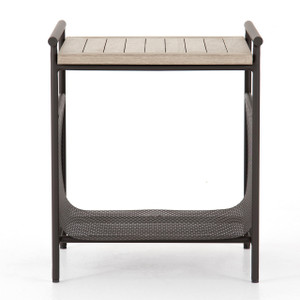 Vent Outdoor End Table