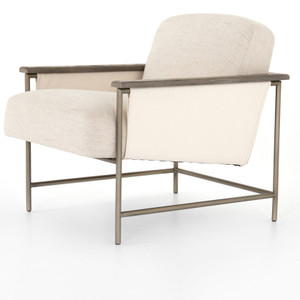 Dohan Chair - Encino Bisque