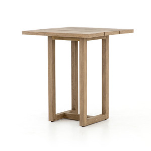 Tamarack Teak Outdoor Bar Table