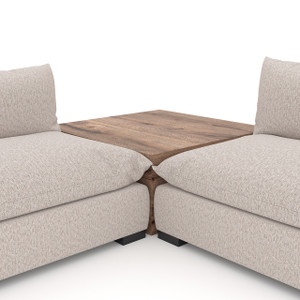 Westwood 4 Pc Sectional W/ Corner Table
