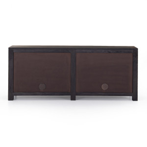Tilda Sideboard - Black Wash Mango