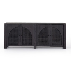 Aiden Sideboard - Black Wash Mango
