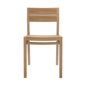 Navagio Oak Dining Chair - Contract Grade