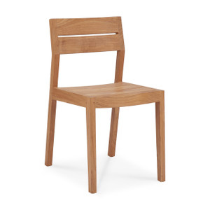 Teak Porter Outdoor Dining Chair