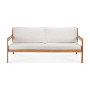 Teak Jack Outdoor 2 Seater Sofa