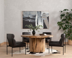 Yosemite Round Dining Table
