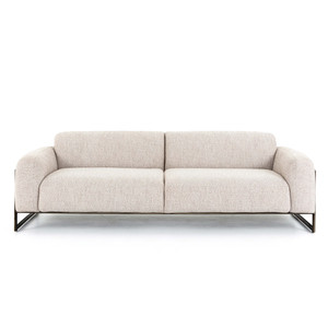 "Admiralty 96"" Sofa - Astor Stone"