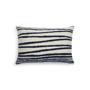 White Stripes Pillow - Lumbar