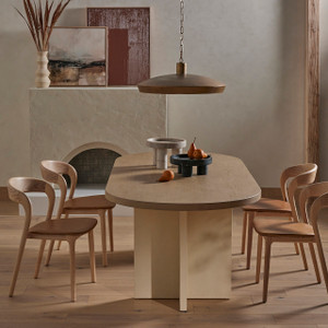Amia Dining Chair - Sonoma Butterscotch