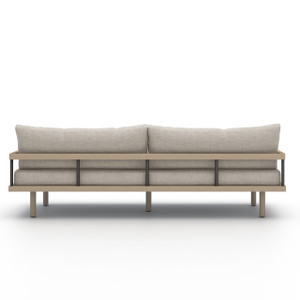 Nise Outdoor Sofa - Washed Brown