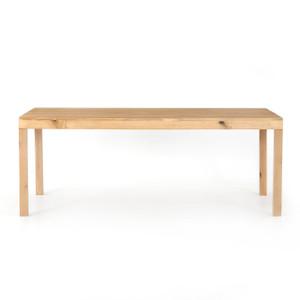 Elands Dining Table - Dry Wash Poplar