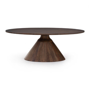 Zack Coffee Table - Tanner Brown