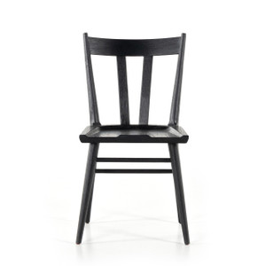 Gordon Dining Chair - Black Oak