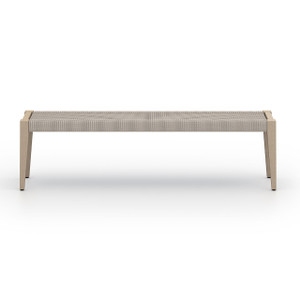 Silhouette  Outdoor Dining Bench