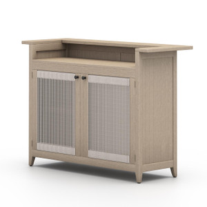 Silhouette Outdoor Bar Cabinet