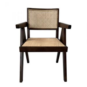 Greer Dining Chair Dark Brown - M2