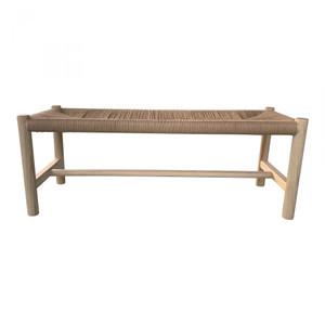 Henrie Woven Bench