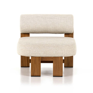 Meare Outdoor Chair - Natural Teak