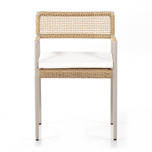 Fairford Outdoor Dining Armchair - Natural