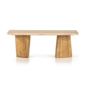 Maya Coffee Table - Auburn Mango