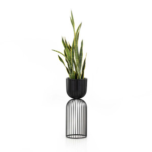Leila Reversible Plant Stand