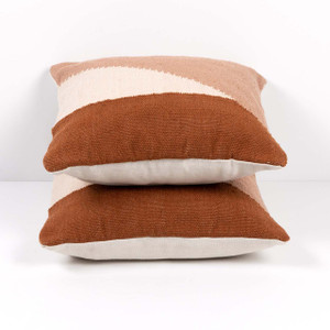 Angle Outdoor Pillow   set of 2