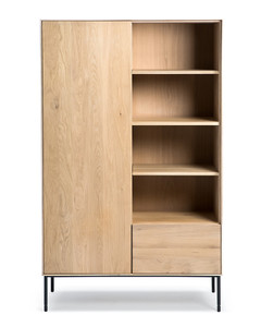 Whitebird Natural Oak Storage Cabinet