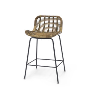 Rattan Sydney Counter Stool