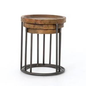 Triple Nesting Tables