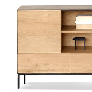 Blackbird Oak Sideboard Storage Cabinet