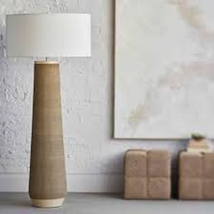 Lunas Rope Floor Lamp