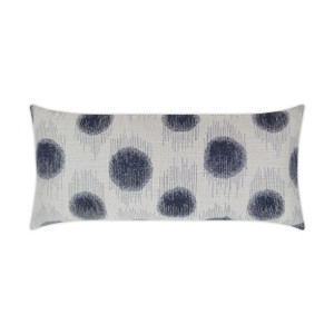 Sumatra Dot Indoor Outdoor Throw Pillow