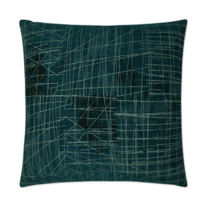 Studio-Peacock Throw Pillow