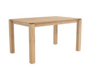 Slice Oak Dining Table