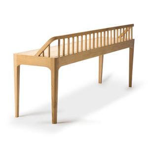 Santori  Oak Bench