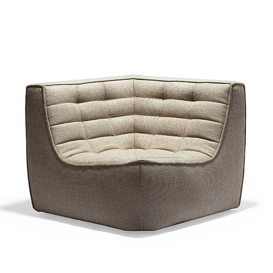 Roset Modular Sofa Chair | Corner - Clutch Modern