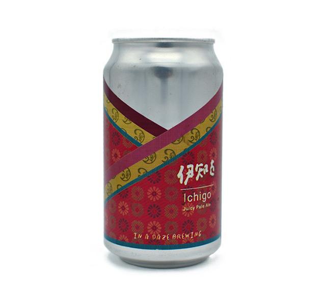 Ichigo Strawberry Ale