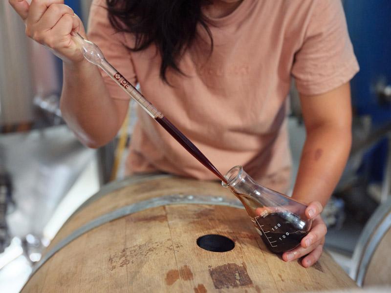 Testing the Barrels