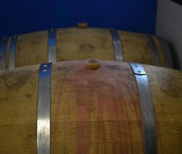 フレンチオークのワインバレル