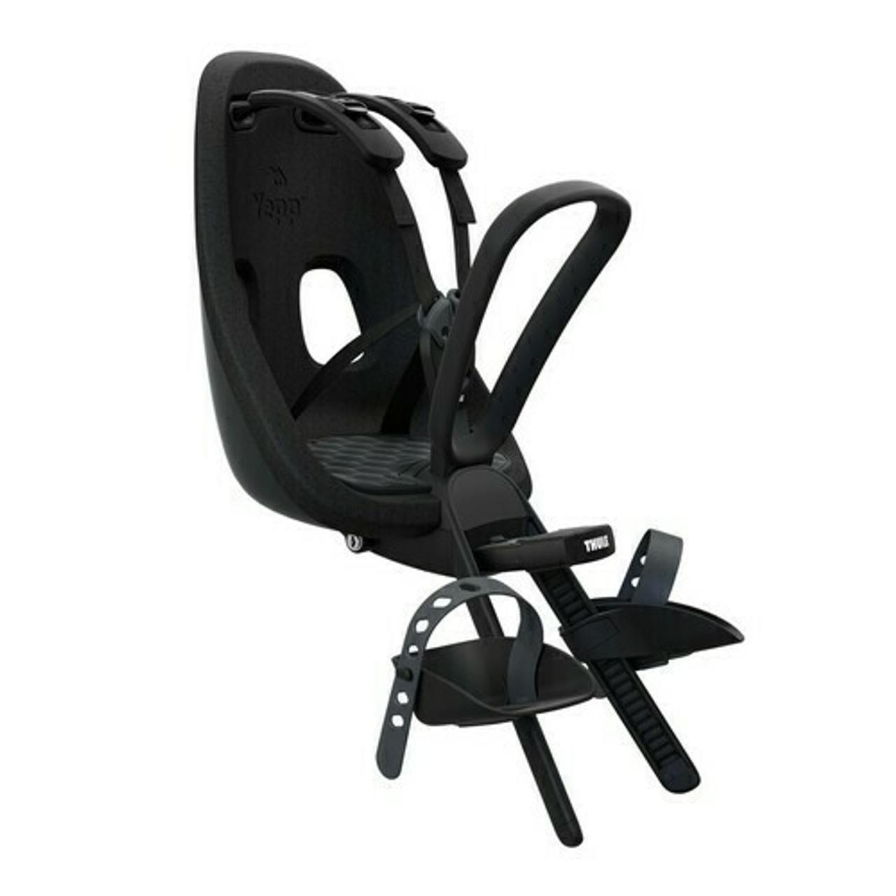 Thule Yepp - Front Bike Seat For Child - Obsidian (Black) Nexxt Mini