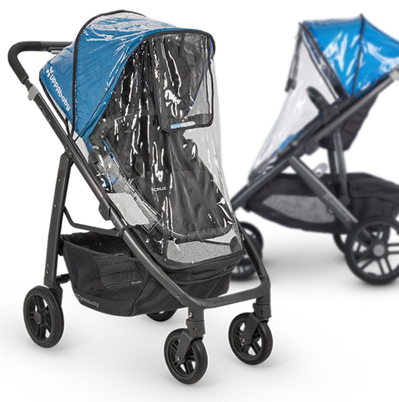 UPPAbaby Vista/Cruz Stroller Rain Shield - all model years
