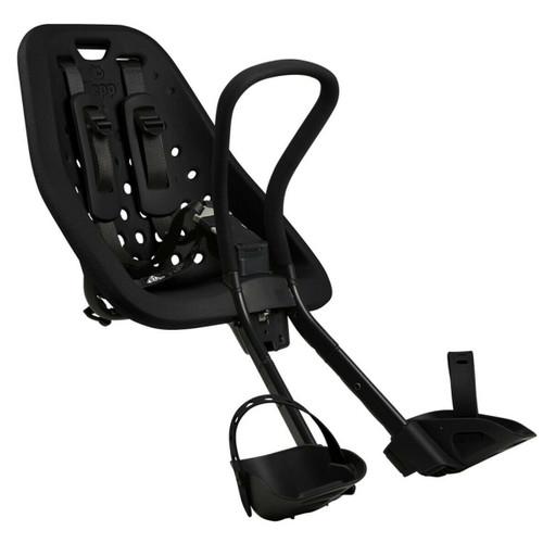Thule Yepp Mini - Front Child Bike Seat - Black